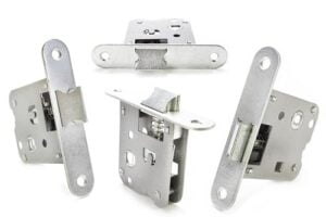 Set of internal door locks